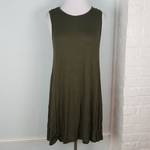 NWT LA hearts tank dress